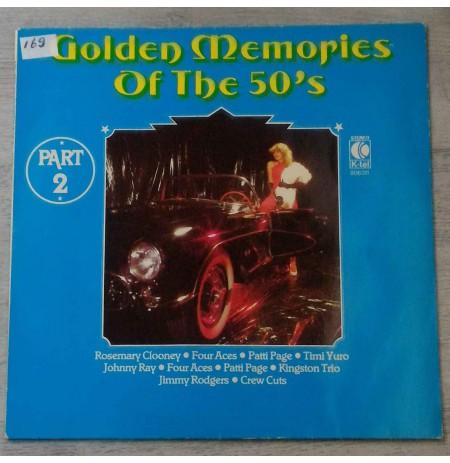 GOLDEN MEMORIES OF THE 50'S