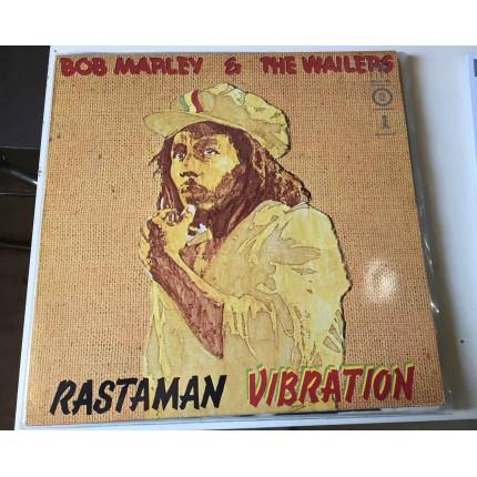 BOB MARLEY and THE WAILERS - RASTAMAN VIBRATION PLAK