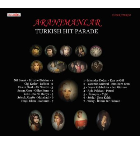 ARANJMANLAR TURKISH HIT PARADE