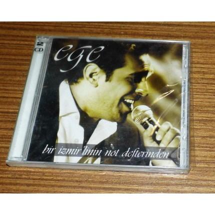 EGE * BİR İZMİRLİNİN NOT DEFTERİNDEN * CD & DVD