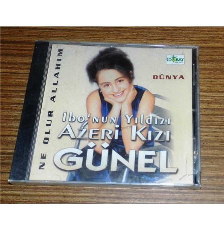 AZERİ KIZI GÜNEL * NE OLUR ALLAHIM * CD