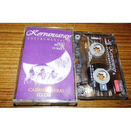 KERVANSARAY 6 * ENSTRUMANTAL * SUFI MUSIC OF TURKEY * KASET