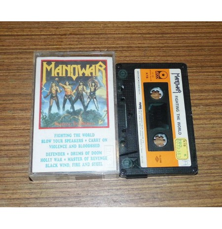 MANOWAR * FIGHTING THE WORLD * KASET