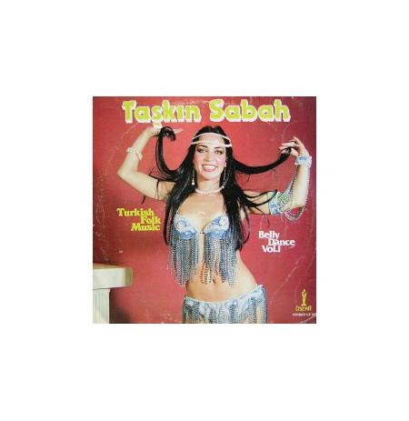 TAŞKIN SABAH BELLY DANCE Vol. 1 LP.