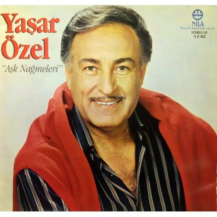 YAŞAR ÖZEL AŞK NAĞMELERİ 1985 LP.