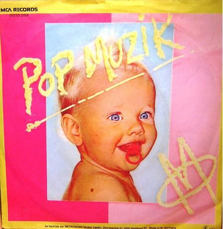 M POP MUSIC ~ M FACTOR PLAK