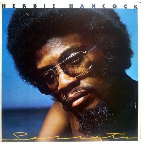 HERBIE HANCOCK SECRETS 1976 LP.
