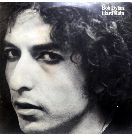 BOB DYLAN HARD RAIN 1976 LP.