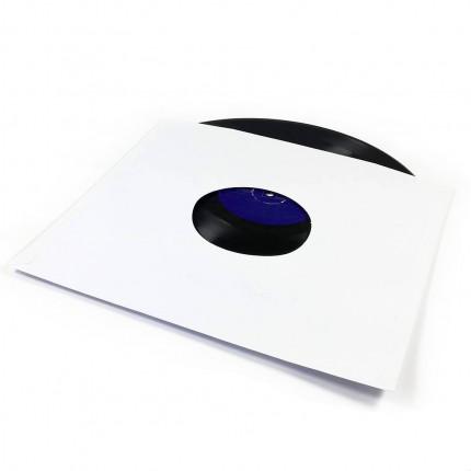 LP Zarf (Beyaz Ortası Delikli - 20 adet Kargo Dahil)