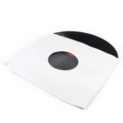 LP Zarf (Antistatik Kaplamalı, Beyaz - 20 adet Kargo Dahil)