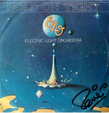 ELECTRIC LIGHT ORCHESTRA HOLD ON TIGHT ~ WHEN TIME STOOD STILL