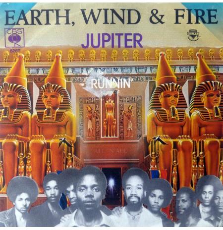 EARTH, WIND & FIRE JUPITER ~ RUNNIN'