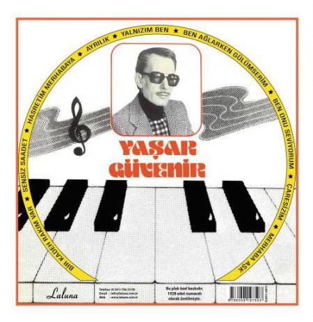 YAŞAR GÜVENİR SENSİZ SAADET LP.