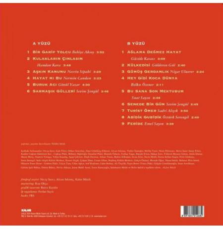 YEŞİLÇAM ŞARKILARI-1 (Aşkın Kanunu) LP.