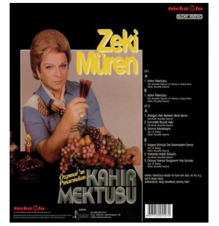 ZEKİ MÜREN KAHIR MEKTUBU (2 LP.)