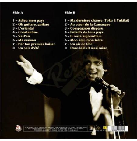 ENRICO MACIAS The Best Of LP.