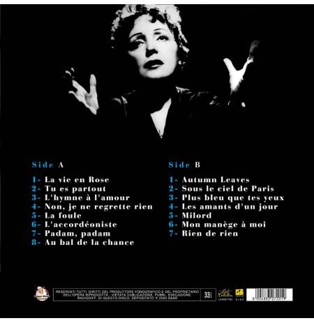 EDITH PIAF La Vie En Rose LP.