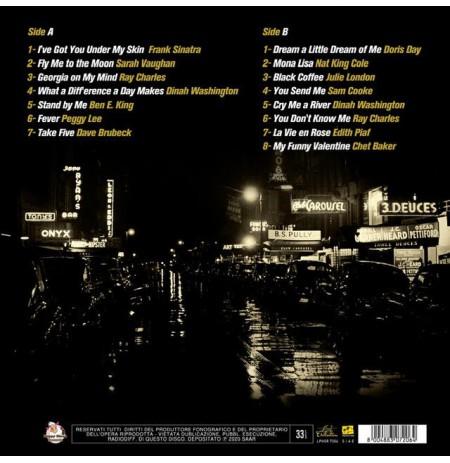 THE VERY BEST OF JAZZ LOVE SONGS LP.