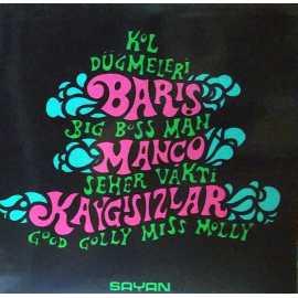 BARIŞ MANÇO 1967 EP. PLAK