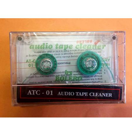 Audio Tape Cleaner Kafa temizleme kaseti