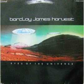 BARCLAY JAMES HARVEST  EYES OF THE UNIVERSE LP. (C PLAK