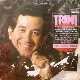 TRINI LOPEZ LP. PLAK