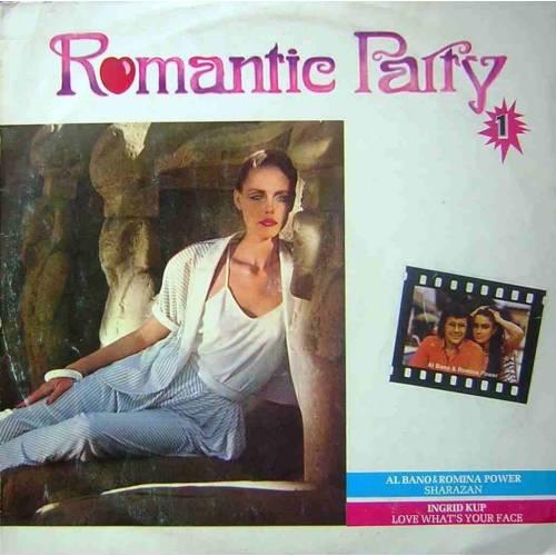 ROMINA POWER  AL BANO, ROMANTIC PARTY 82 LP.