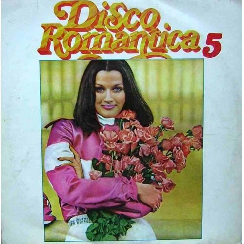 DISCO ROMANTICA 5 80' ler KARMA SLOW POP LP.