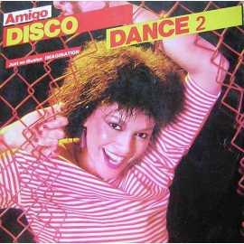 DISCO DANCE 2 80' ler KARMA DISCO LP.