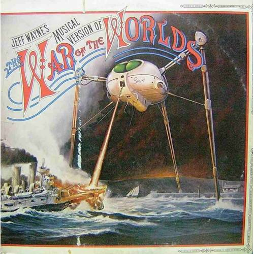 THE WAR OF THE WORLDS - JEFF WAYNE'S MUSICAL VERSI