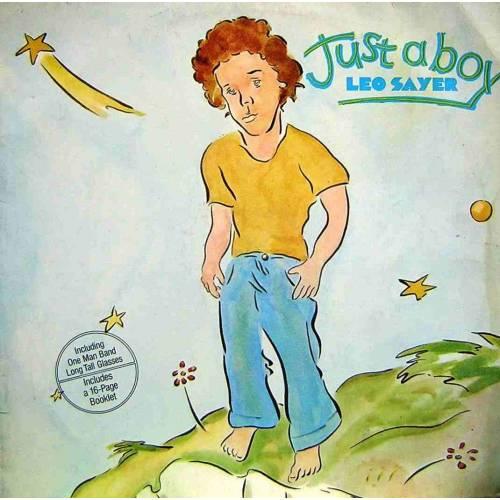 LEO SAYER JUST A BOY LP. PLAK