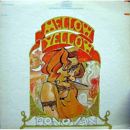 DONOVAN MELLOW YELLOW  LP. PLAK