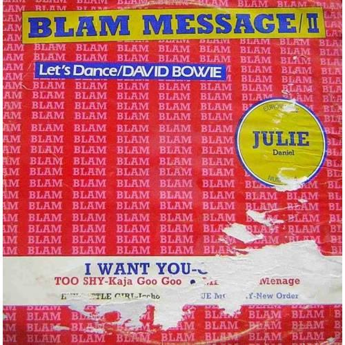 BLAM MESSAGE II ~ 80'ler KARMA LP.
