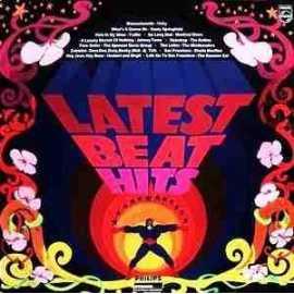 LATEST BEAT HITS KARMA POP LP. PLAK