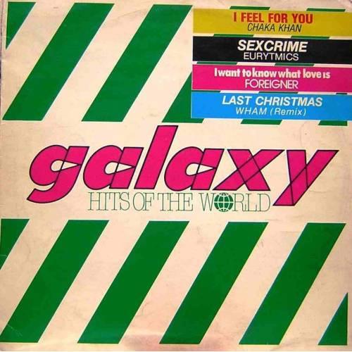 GALAXY 80'ler KARMA POP LP.