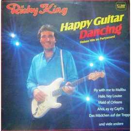 RICKY KING HAPPY GUITAR DANCING LP. PLAK