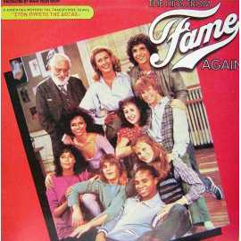 THE KIDS FROM FAME AGAIN LP. PLAK