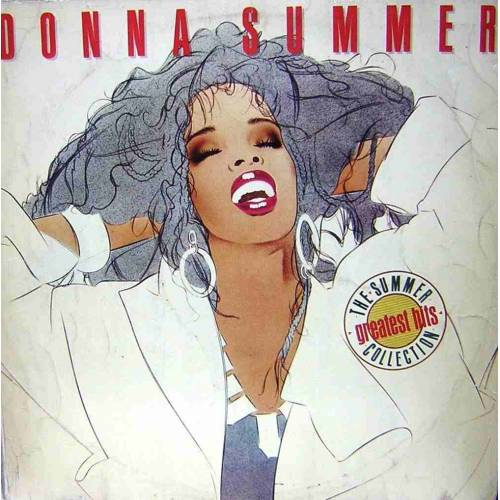 DONNA SUMMER THE SUMMER COLLECTION GREATEST HITS L PLAK