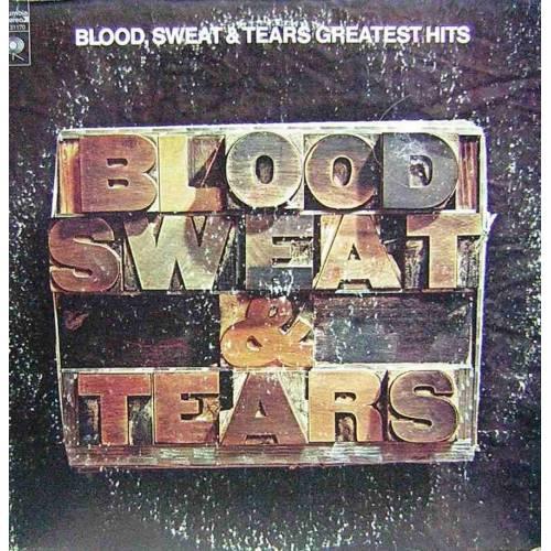 BLOOD SWEAT  TEARS GREATEST HITS LP. PLAK