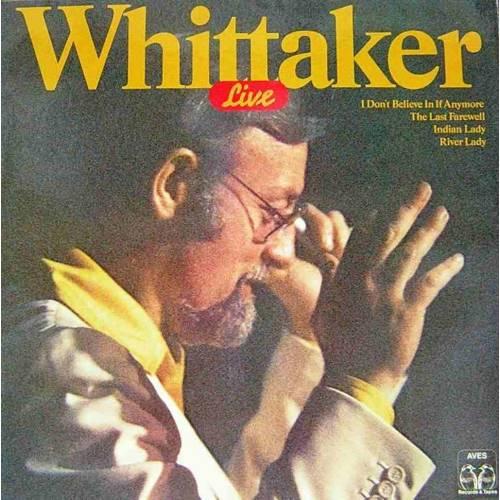 ROGER WHITTAKER LIVE LP. PLAK