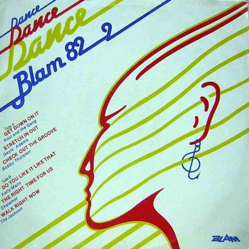 BLAM DANCE 82-2  80'ler KARMA POP LP.
