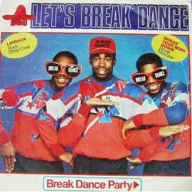 LET'S BREAK DANCE LP.