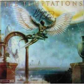 THE TEMPTATIONS WINGS OF LOVE LP. PLAK