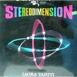 IAORA TAHITI ORCHESTRE ARTHUR IRITI LP. PLAK