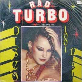 R.A.D.TURBO DISCO 1001 LEILA DOLLY DOTS 80'ler KAR
