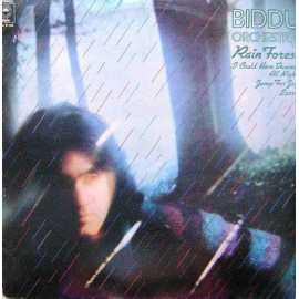 BIDDU ORCHESTRA RAIN FOREST LP. PLAK