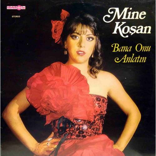 MINE KOŞAN BANA ONU ANLATIN 1982 LP. PLAK