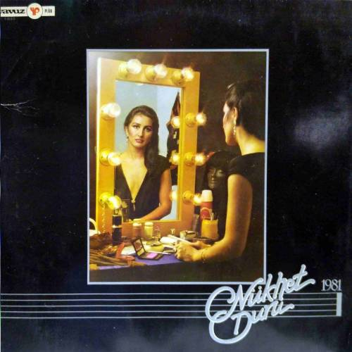NÜKHET DURU 1981 LP. PLAK