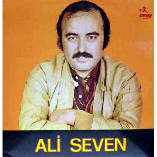 ALİ SEVEN LP. PLAK