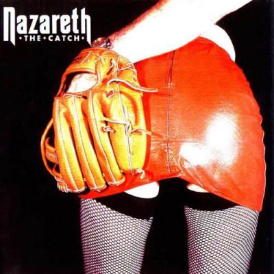 NAZARETH THE CATCH LP. PLAK